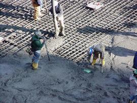 Потери бетона штукатурка декоративная под бетон в москве