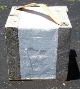 Теплопроводность бетона в20 стоимость тощего бетона